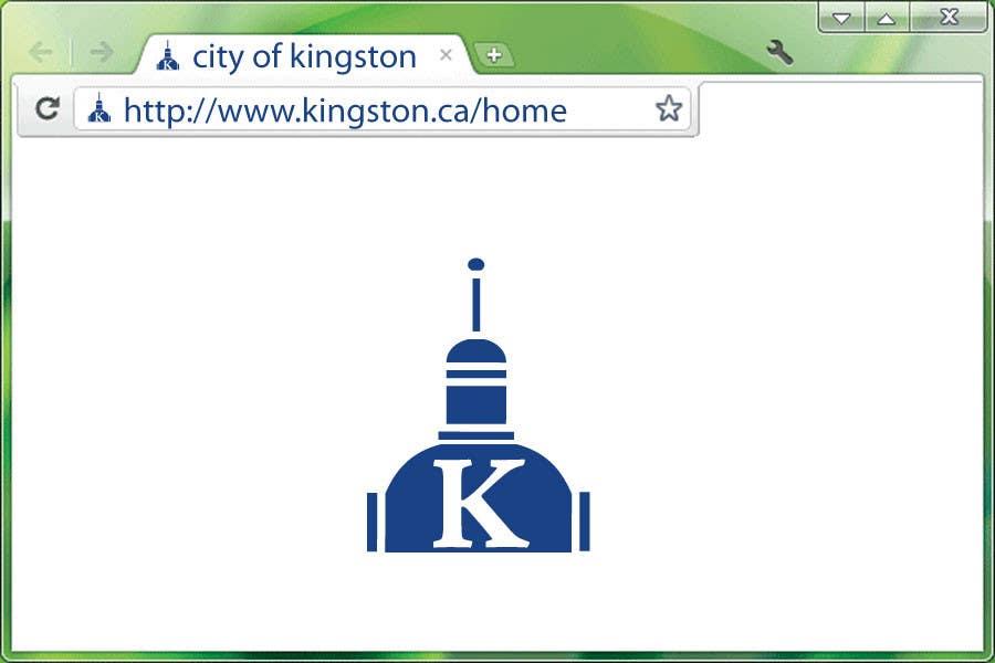 Kilpailutyö #                                        19                                      kilpailussa                                         Favicon for CityofKingston.ca