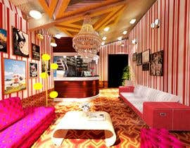 #19 для Interior Fitout for a Boutique Cinema! от Twaki