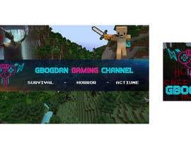 #11 pentru Banner + profil pentru un canal de Gaming pe YT de către Peterwebandprint