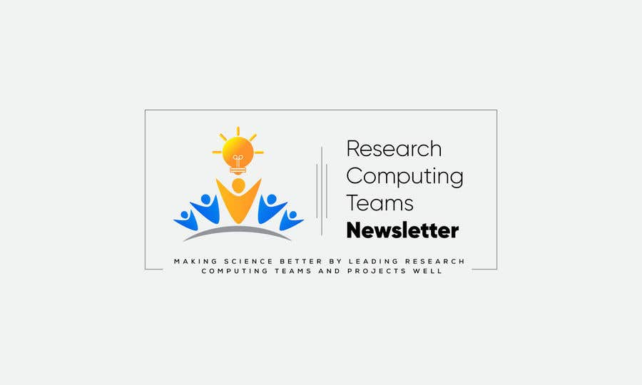 Contest Entry #                                        12                                      for                                         Logo, Banner for a Newsletter - Leading Research Computing Teams