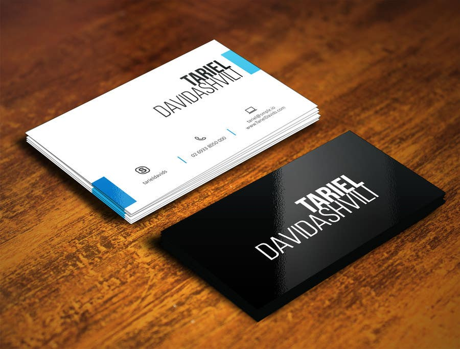 Entry #52 by youart2012 for Design some personal business cards and ...