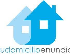 "#12 for Corporate logo ""tudomicilioenundia""  light blue by rggarcia98"