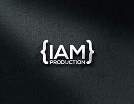 #833 for IAM Production image and logo design by khan3270