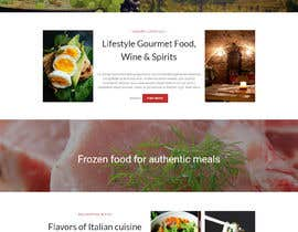#28 для Create a Webpage for FoodChain від shazy9design