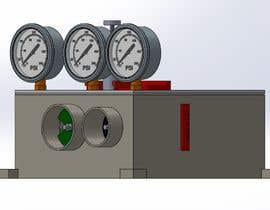 #13 для Design and 3D model of a Vacuum cleaner ventilator от qhaliffzuber