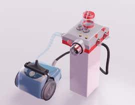 #20 для Design and 3D model of a Vacuum cleaner ventilator от MSCreationAMore