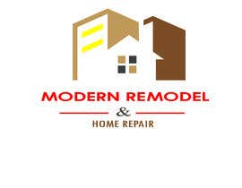 """#26 for Create a Logo for company called """"Modern Remodel & Home Repair"""" by Ishty13044"""