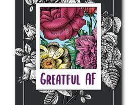 #154 для Grateful AF  - Book Cover от dragonflybluesun