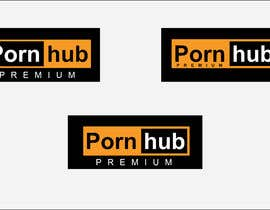 """#60 for I need a logo of my business to exactly same as pornhub . My business name is """"Dive Buddy"""" and please change white the word below the logo to """" THAILAND"""" by shahjahan3st"""