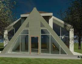 #32 для Design a simple modern catholic church от StuardQuinones