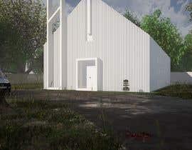 #34 для Design a simple modern catholic church от sergitevdoradze