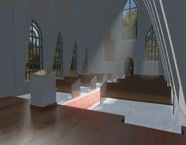 #28 для Design a simple modern catholic church от alex6aular