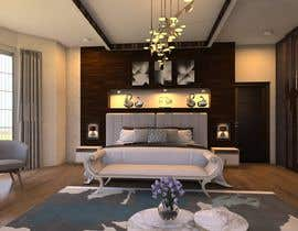 #15 для my master bedroom with all size details entrance window position and door. от Eimy23DESIGN