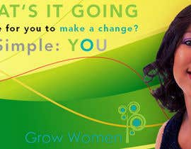 #5 untuk Graphic Design for GrowWomen.com Facebook Cover oleh haska