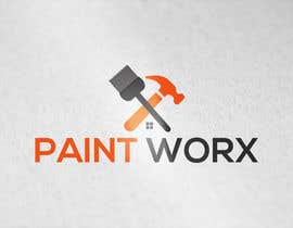 #488 для Paintworx logo needed от abiul
