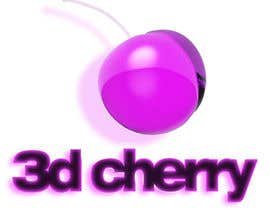 #22 cho Logo Design for 3DCherry bởi gonzacu