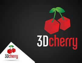 #19 cho Logo Design for 3DCherry bởi amauryguillen