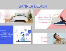 #32 , Banner design(divided in 4 small part) 来自 Khalidgd