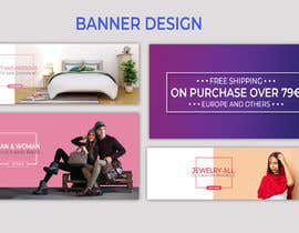 #39 , Banner design(divided in 4 small part) 来自 Khalidgd