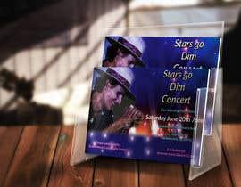 #54 untuk Design a Concert Post Card oleh jakrinhosneara