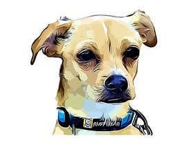#18 for Dog illustration by nikhilcsnn