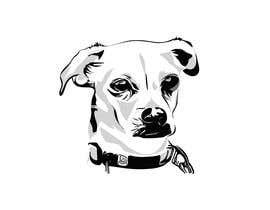 #43 for Dog illustration by nikhilcsnn
