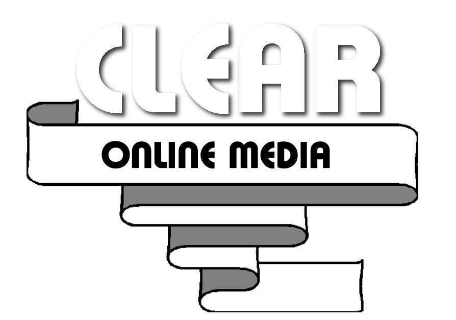 Entri Kontes #                                        46                                      untuk                                        Logo Design for CLEAR ONLINE MEDIA