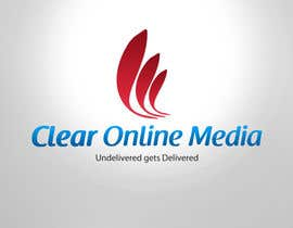 nº 21 pour Logo Design for CLEAR ONLINE MEDIA par praxlab