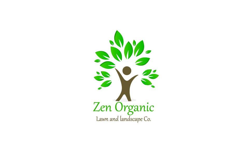 Penyertaan Peraduan #                                        208                                      untuk                                         Design a Logo for zen organics