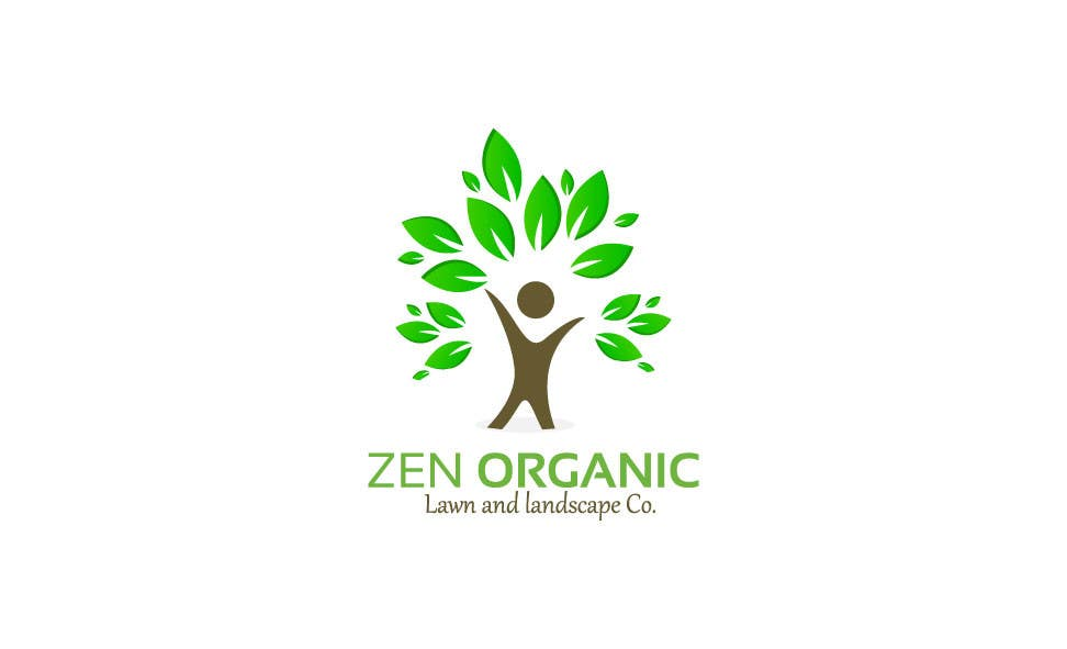 Penyertaan Peraduan #                                        209                                      untuk                                         Design a Logo for zen organics