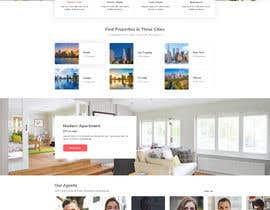 #11 для Design a property listing website от Shouryac