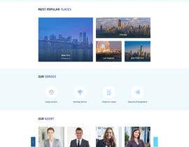 #13 для Design a property listing website от Shouryac