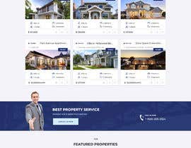 #17 для Design a property listing website от Shouryac