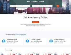 #25 для Design a property listing website от ahsankhan19