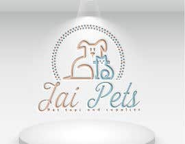 #91 for Aesthetic Pet Brand Logo Design by ornilaesha