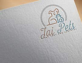 #101 untuk Aesthetic Pet Brand Logo Design oleh ornilaesha
