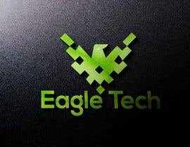 #141 for Eagle Tech Logo by diptikhanom