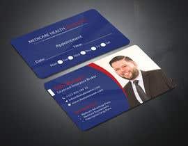 Číslo 389 pro uživatele Design a Business Card with a Medicare Theme od uživatele naveedahm09