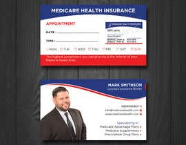 #107 for Design a Business Card with a Medicare Theme by irubaiyet1