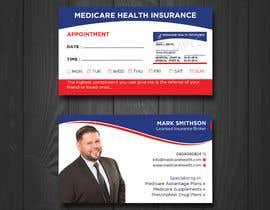 Číslo 107 pro uživatele Design a Business Card with a Medicare Theme od uživatele irubaiyet1