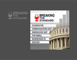 #78 for Design logo: Podcast for Small Businesses in Government Contracting - Background Provided by franklugo