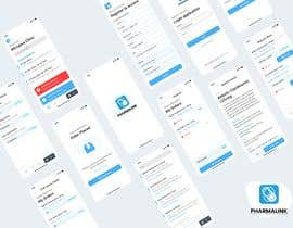 Nro 89 kilpailuun iOS App Design UI/UX. käyttäjältä mirzaramadhany