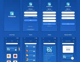 #52 for iOS App Design UI/UX. by j82890