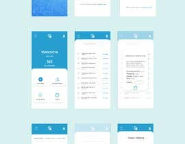 #43 for iOS App Design UI/UX. by madeel850