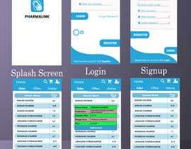 DesignerMowlaAli tarafından iOS App Design UI/UX. için no 14