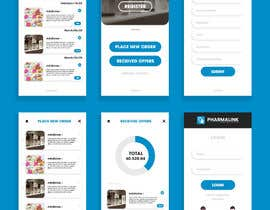 #7 para iOS App Design UI/UX. de graphicboss16