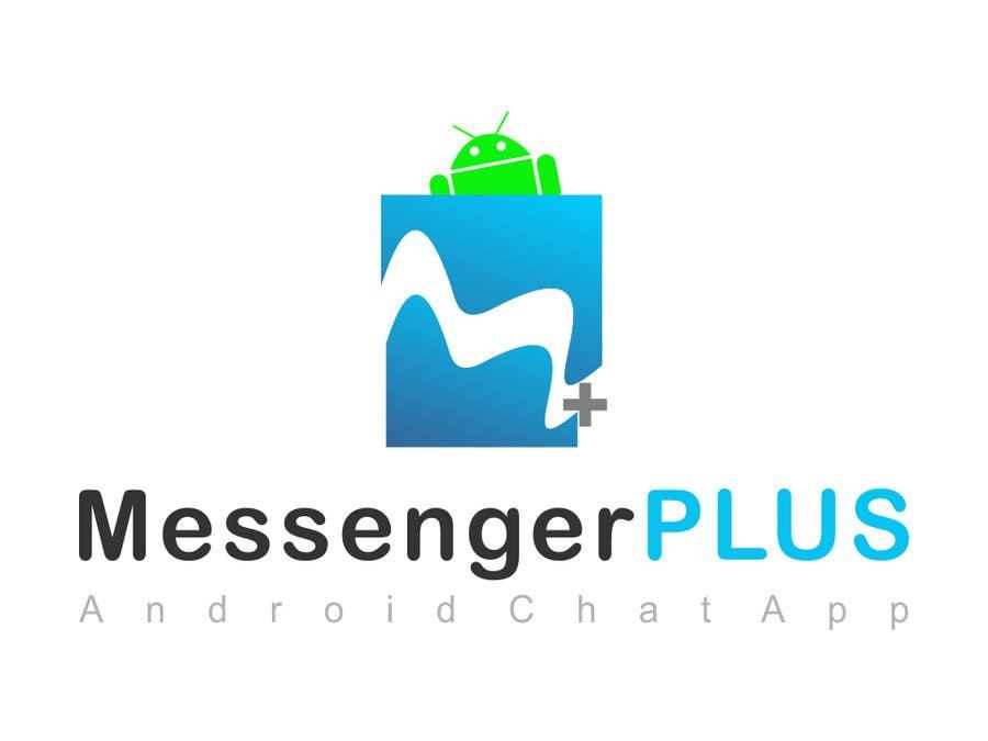 Inscrição nº                                         30                                      do Concurso para                                         Logo Design for Android Chat App