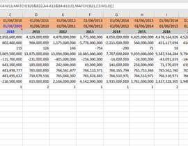 #24 для Fix Excel Index match formula to work от AZEEMKHAN1