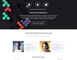 #12 for 8-PAGE WEBSITE DESIGN FOR A REAL ESTATE APP COMPANY by offllineitorg