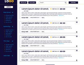 #41 for Page Design + HTML/CSS by liakutalikhan